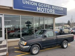 1998_Nissan_Frontier_Regular Cab 2WD_ Spokane Valley WA