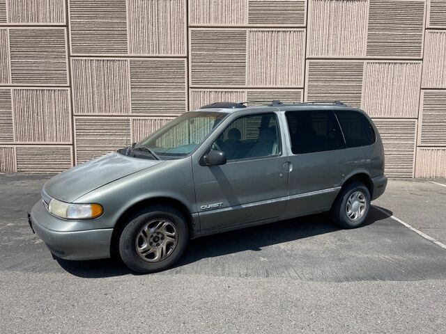 1998 Nissan Quest GXE Grand Junction CO