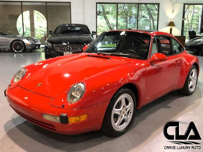 1998 Porsche 911 Carrera  The Woodlands TX
