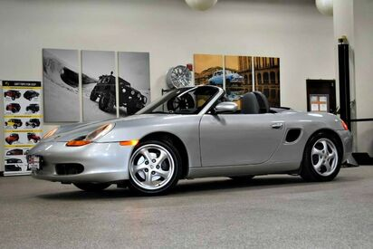 1998_Porsche_Boxster__ Boston MA