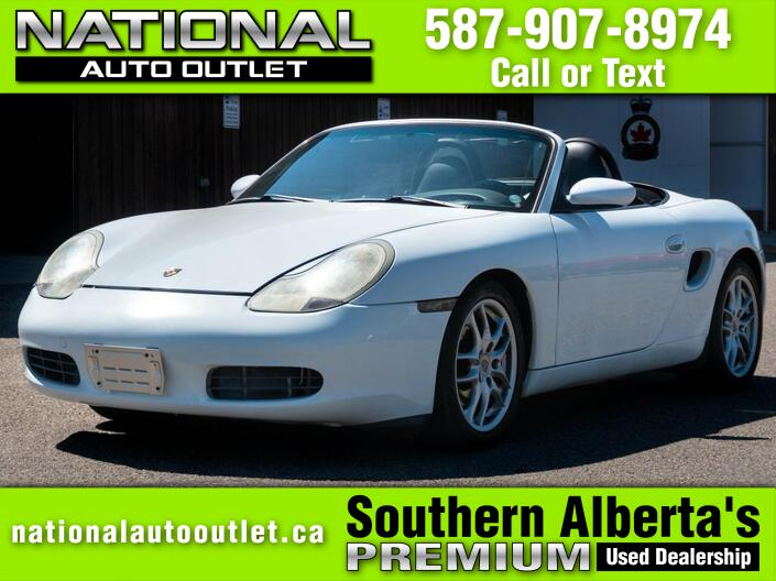 1998 Porsche Boxster Other Lethbridge AB