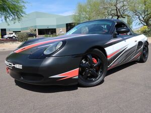 1998_Porsche_Boxster_Spec Race Car_ Scottsdale AZ
