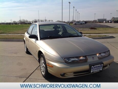 1998 Saturn SL SL2 AT Lincoln NE
