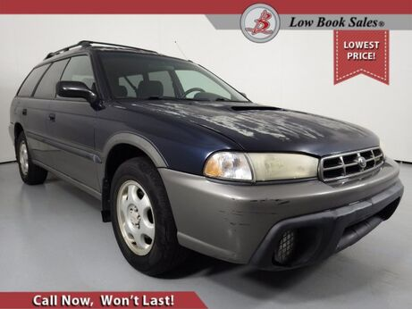 1998_Subaru_Legacy_Outback_ Salt Lake City UT