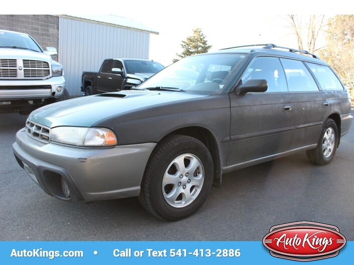 1998 Subaru Legacy Wagon 5dr Outback Auto OL Cold Equip Bend OR