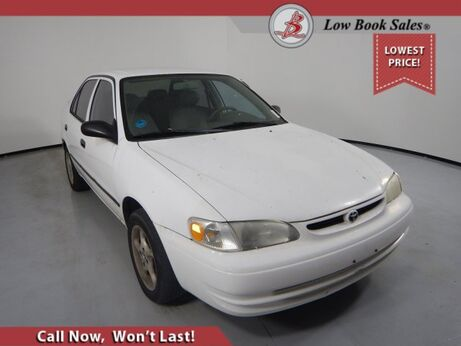 1998_Toyota_COROLLA__ Salt Lake City UT