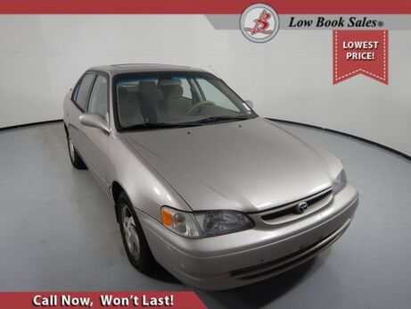1998_Toyota_COROLLA__ Salt Lake City UT
