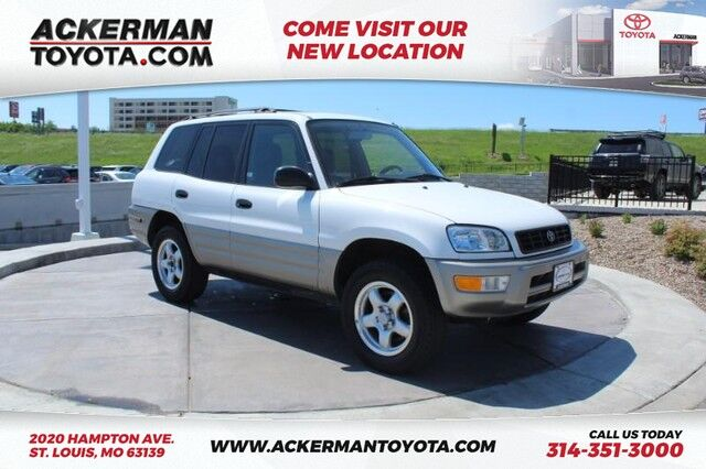 1998 Toyota RAV4 Base St. Louis MO