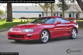1998_Toyota_Supra Turbo_RARE California Turbo! Clean Title, No Accidents!_ Fremont CA
