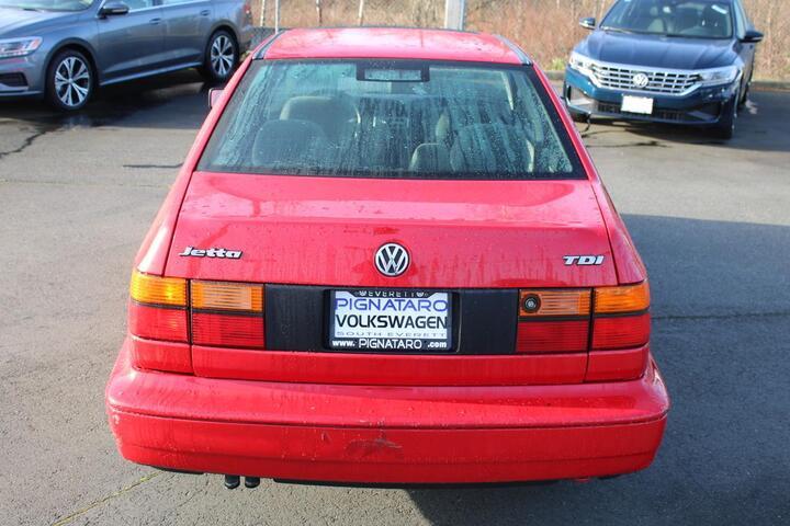 1998 Volkswagen Jetta TDI Everett WA