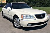 1999 Acura RL ONE OWNER 55 SERVICE RECORDS! RARE
