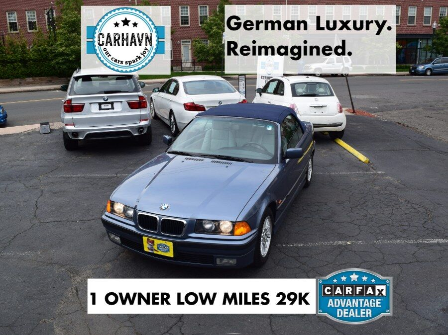 1999 BMW 3 Series 323ICA 2dr Convertible Auto