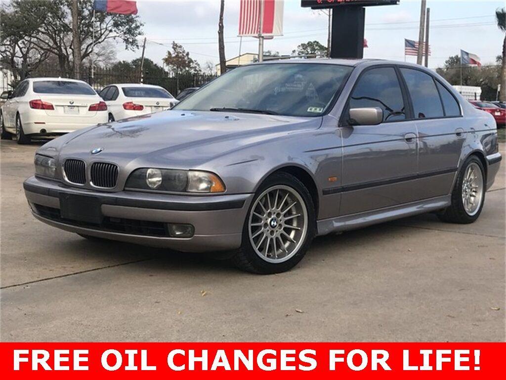 1999_BMW_5 Series_540i_ Houston TX