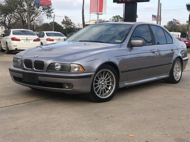 1999_BMW_5 Series_540iA_ Houston TX