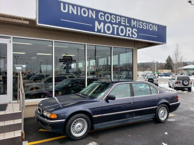 1999 BMW 7-Series (Needs Work) 740iL Spokane Valley WA