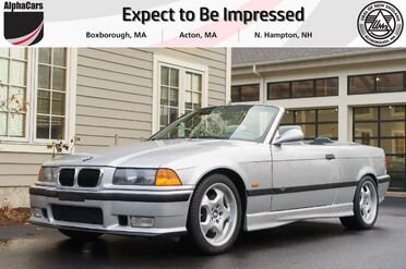 1999_BMW_M3_5 Spd Manual Convertible_ Boxborough MA