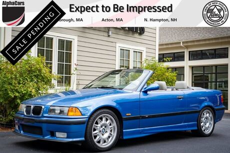1999 BMW M3 Convertible Boxborough MA