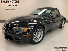 BMW Z3 2.5L Convertible Pristine One Owner 16950 actual miles Clean Carfax Garage kept! 1999