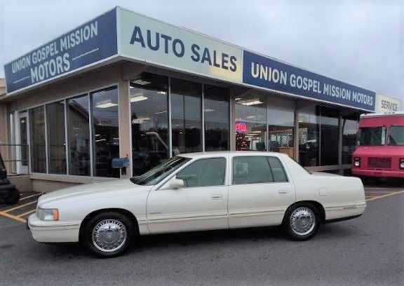 1999 Cadillac Deville (HAS BLOWN HEAD GASKET) Base Spokane Valley WA