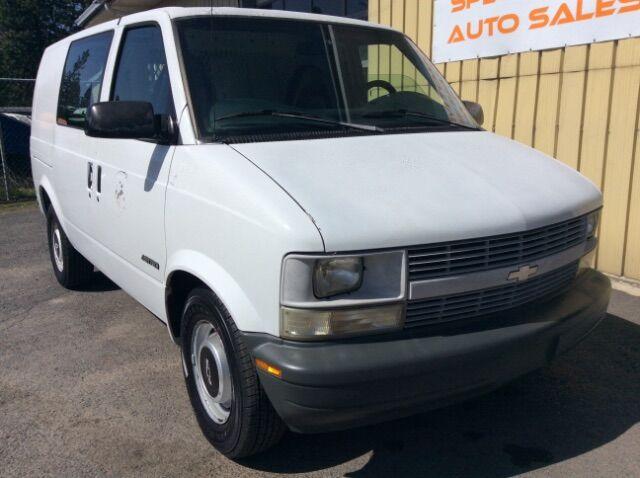 1999 Chevrolet Astro Cargo Van 2WD Spokane WA