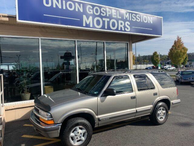 1999 Chevrolet Blazer 4-Door 4WD Spokane Valley WA