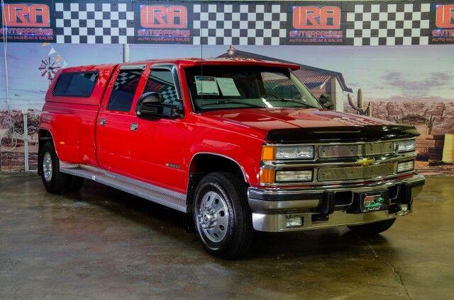 1999 Chevrolet C/K 3500 Crew Cab LS Bristol PA
