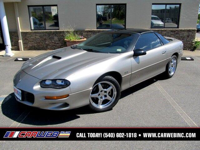 1999 Chevrolet Camaro Z28 Coupe Fredricksburg VA
