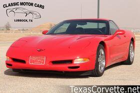 1999_Chevrolet_Corvette__ Lubbock TX