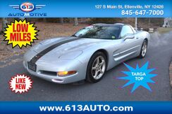 1999_Chevrolet_Corvette_Coupe_ Ulster County NY
