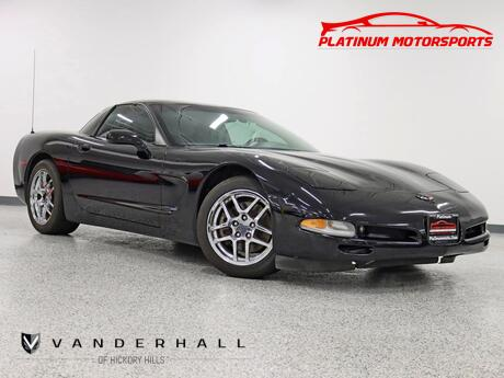 1999 Chevrolet Corvette FRC Rare FRC 6 Speed 1 of 4,031 Produced Race Car Ready Hickory Hills IL