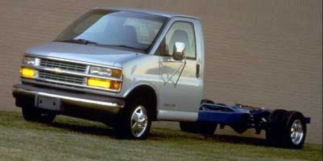 1999 Chevrolet Express Commercial Cutaway  Raleigh NC