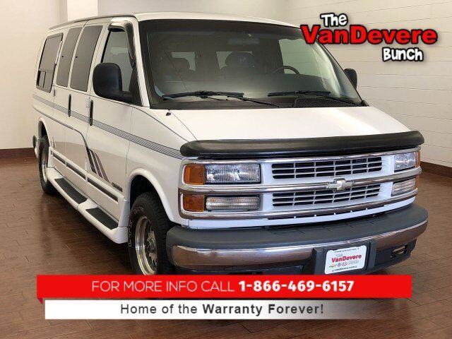 1999 Chevrolet Express Van Base Akron OH