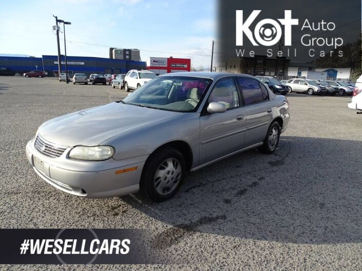 1999 Chevrolet Malibu No Accidents! Kelowna BC