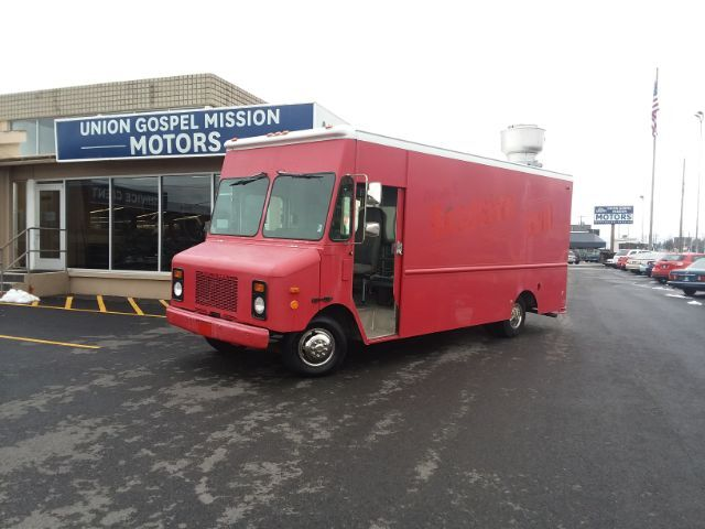1999 Chevrolet P30 Food Truck Spokane Valley WA