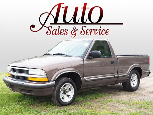 1999 Chevrolet S-10 LS Short Bed 2WD Indianapolis IN