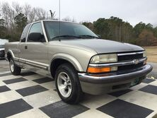Chevrolet S10 Pickup 2WD Ext Cab LS 1999
