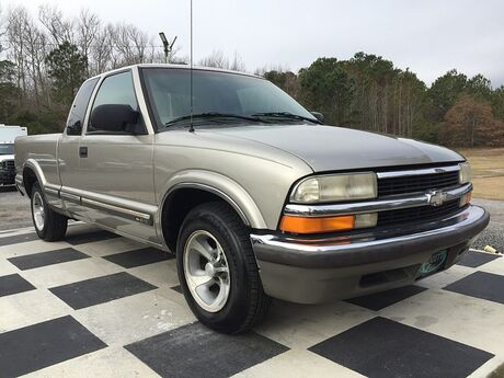 1999 Chevrolet S10 Pickup 2WD Ext Cab LS Virginia Beach VA