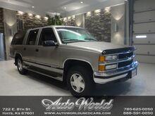 1999_Chevrolet_SUBURBAN K1500 LT 4X4__ Hays KS