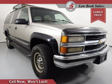 1999_Chevrolet_SUBURBAN LT__ Salt Lake City UT