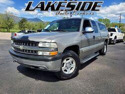 1999_Chevrolet_Silverado 1500_Ext. Cab Short Bed 4WD_ Colorado Springs CO