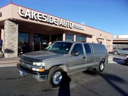 1999_Chevrolet_Silverado 1500_LS Ext. Cab Short Bed 2WD_ Colorado Springs CO