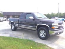 1999_Chevrolet_Silverado 1500_LS Ext. Cab Short Bed 4WD_ Whiteville NC