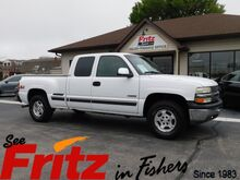 1999_Chevrolet_Silverado 1500_LS_ Fishers IN