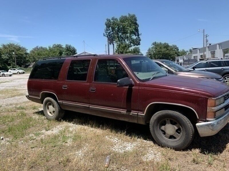 Used 1999 Chevrolet Suburban In Bixby Ok