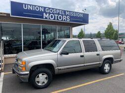 1999_Chevrolet_Suburban_K1500 4WD_ Spokane Valley WA