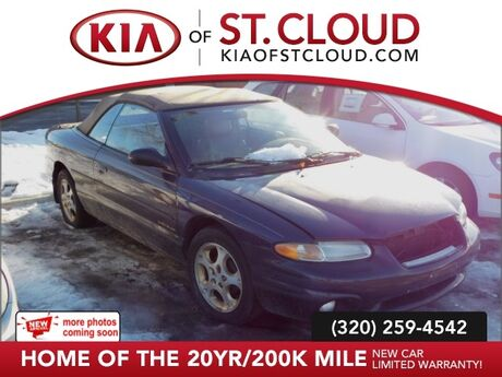 1999 Chrysler Sebring JXI St. Cloud MN