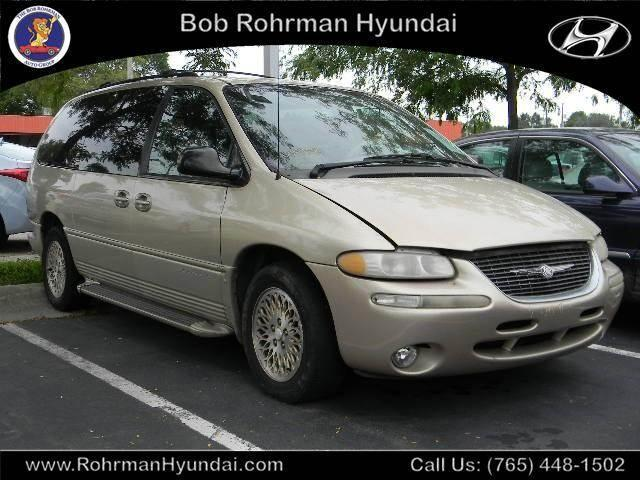 1999 Chrysler TOWN & COUNTRY LXIFWD