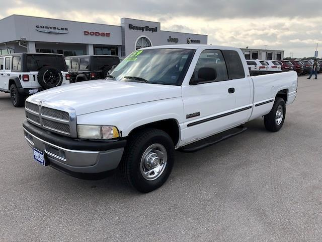 1999 Dodge 2500 Tradesman Quad Cab 8' box Lockhart TX