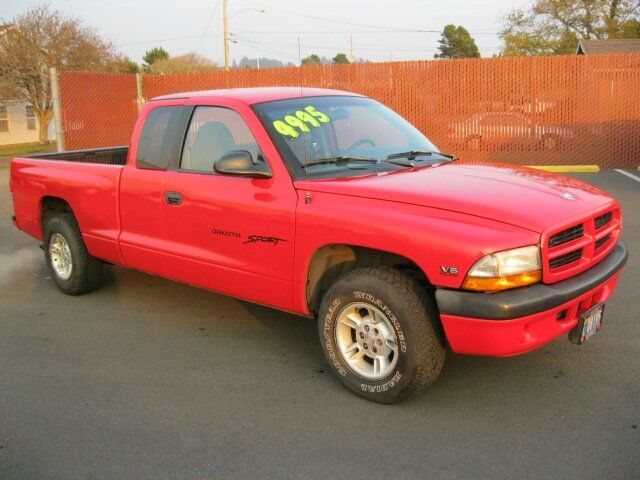 1999 Dodge Dakota  Newport OR