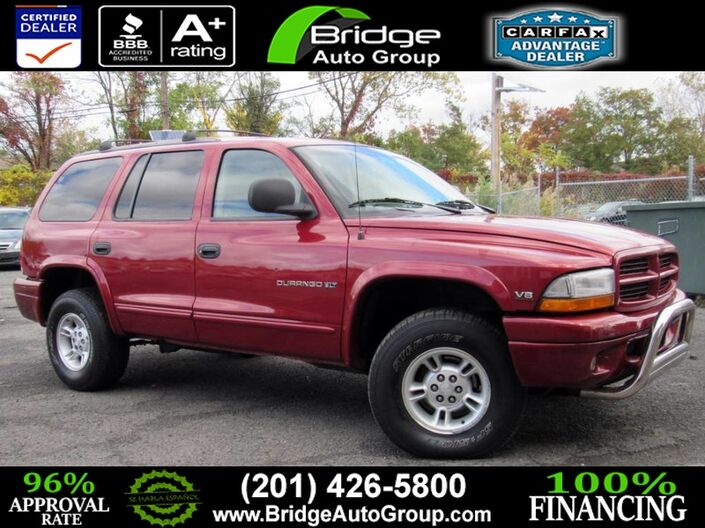 1999 Dodge Durango  Berlin NJ
